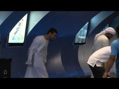 Dinosaur prank in Dubai #duTuesday