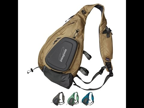 Patagonia Fly Fishing Stealth Atom Sling Pack | AvidMax