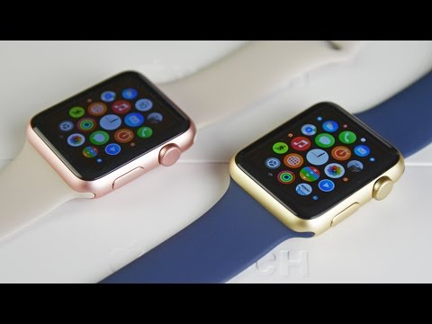 apple-watch-sport---gold-&-rose-gold-(unboxing-&-comparison)
