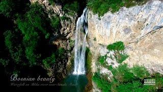 Waterfall on The Bliha river - Bosnia and Herzegovina