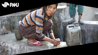 Vattenkampanj Adventsutmaningen
