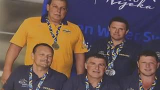 Водное поло. Вячеслав Костанда - серебряный призёр чемпионата Европы