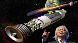Michio Kaku on Project Orion (interstellar spaceship)