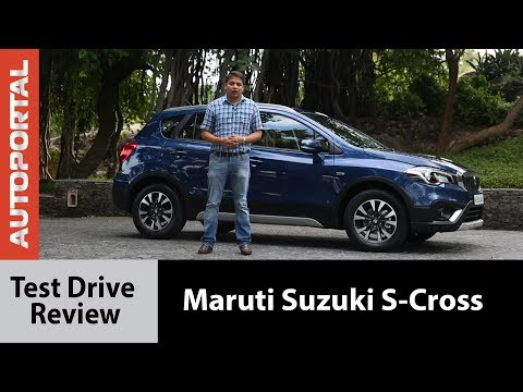 2017 Maruti Suzuki S-Cross Test Drive Review | Autoportal