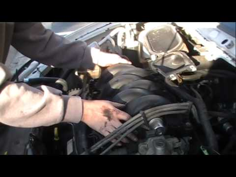 2001 Windstar Water by-pass tube leak Part-1