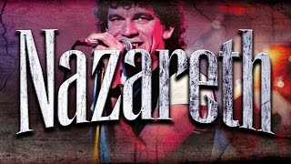 Nazareth - Hair Of The Dog LIVE from Camden Palace (KOKO) 1985