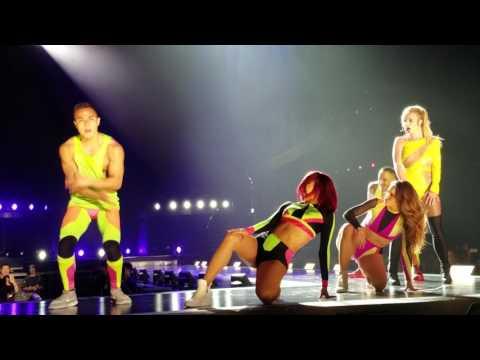 Britney Spears: Live in Concert, Missy Medley @ Tokyo, Japan 20170604