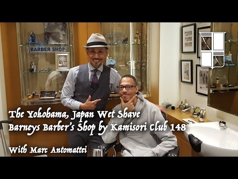 The Yokohama, Japan Wet Shave (Full Experience)