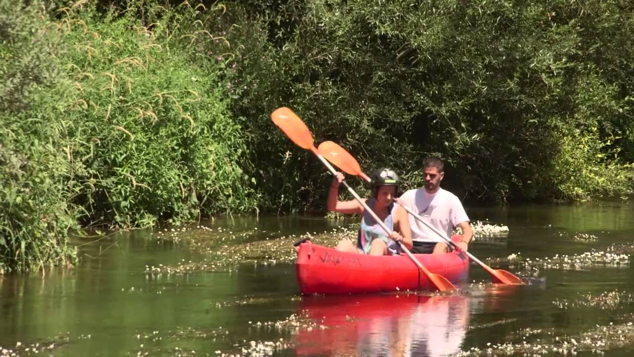 Resultado de imagen de descenso del orbigo en canoa