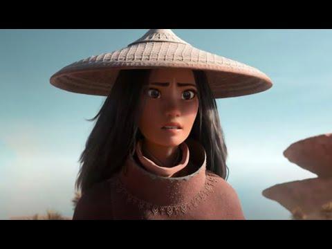 Raya y el último dragón - Trailer español (HD)
