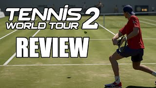 Tennis World Tour 2 Review - The Final Verdict (Video Game Video Review)
