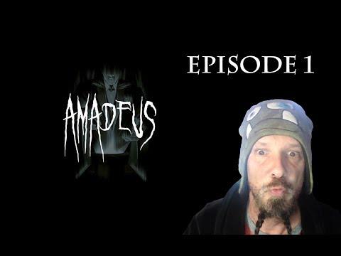 GORGEOUS NEW CUSTOM STORY! AMNESIA CUSTOM STORYtime - AMADEUS ep 1