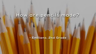 why pencil