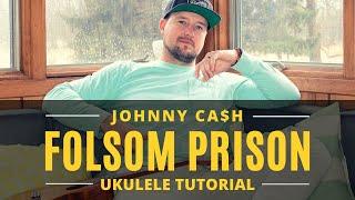 Folsom Prison Blues   Johnny Cash   Ukulele Tutorial