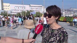 Экологическая акция «Раздельный сбор» стартовала в Якутске