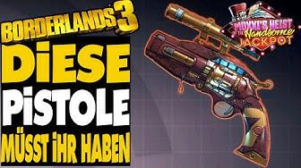 Borderlands 3 Guide - Mega Glücks Pistole - Holt Euch die Lucky 7