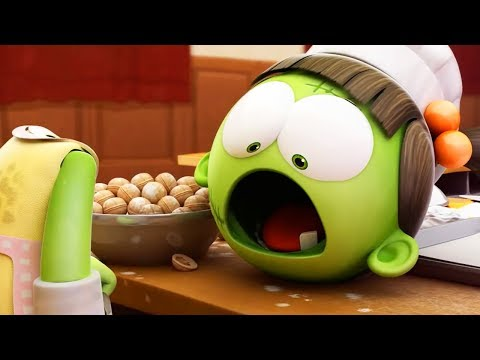 Cartoon | Spookiz ZIZI'S HEAD COMES OFF | Cartoon Animation
