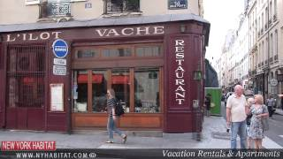 Paris, France - Video Tour of the Ile-Saint-Louis