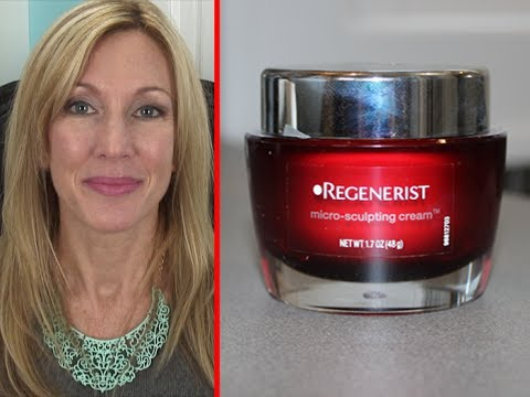 309796174dd 30-Day Review ~ Olay Regenerist Micro Sculpting Cream - YouTube