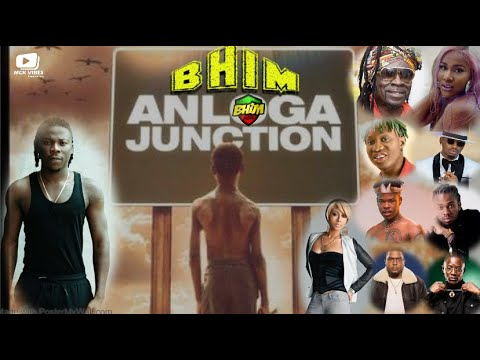 ANLOGA JUNCTION ALBUM MIX | LYRICS VIDEO | BEST OF STONEBWOY | GHANA MUSIC | REGGAE DANCEHALL