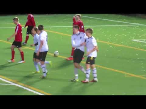 KY Sport (Turku) scoring their second against TuWe 2 (Turku) - 14 September 2017