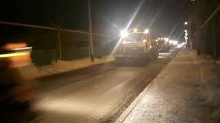 Уборка снега в Алматы: вывезли более 4 тысяч снега
