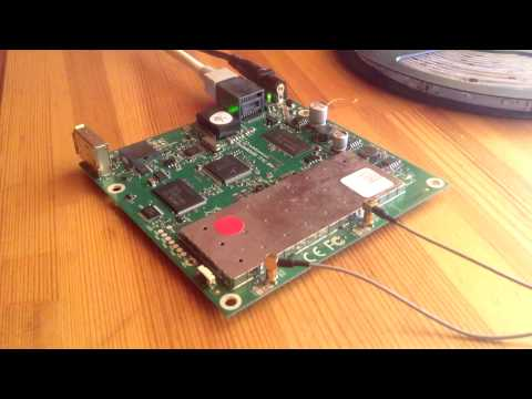 MikroTik RouterBoard - Doom E1M1