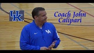 PABCA Fall Coach's Clinic Coach Calipari Part 1