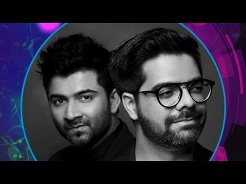Sachin Jigar MTV Unplugged Sun Saathiya live performance