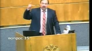 Г.В. Гудков о беспорядках 6 мая на