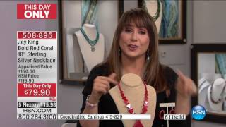hsn   mine finds by jay king jewelry year end specials 12 28 2016 04 pm