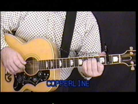 Copperline James Taylor Play Along Youtube