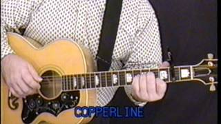 Copperline - James Taylor - Play Along