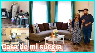 transformacion de la casa de mi suegra en mexico