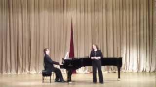 "S. Rachmaninov ""Au!""op.38 №6   Oleg Surtsukov"
