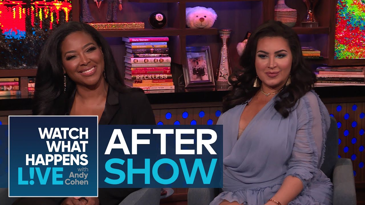 After Show: Is MJ Javid Friends with Past 'Shahs' Stars? | WWHL