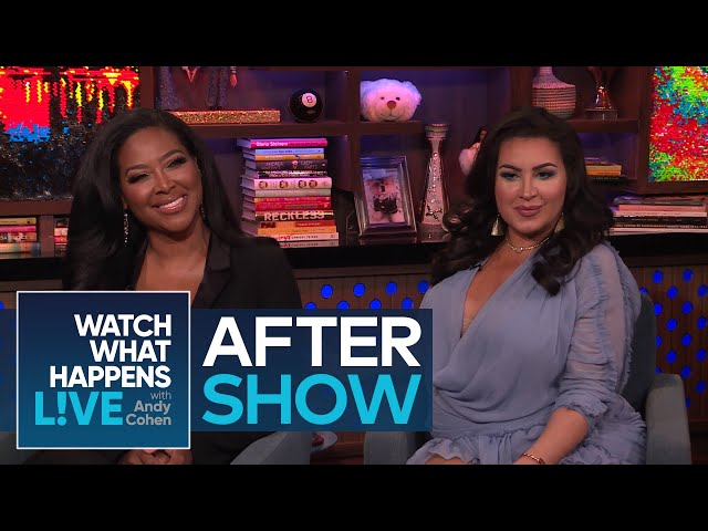 After Show\: Is MJ Javid Friends with Past 'Shahs' Stars? | WWHL