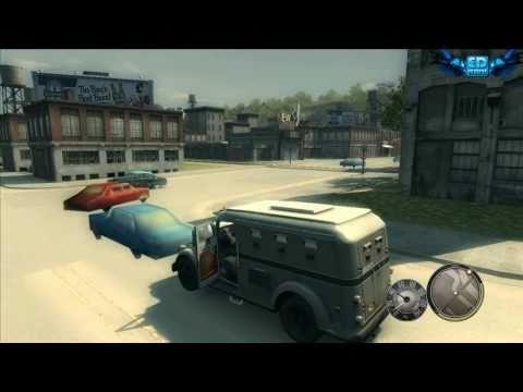 Mafia 2 Bugs and Glitches 720p HD