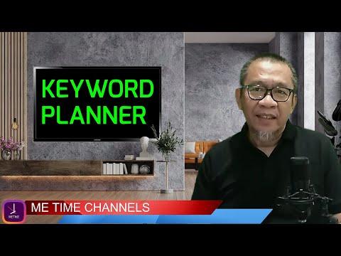 Keyword Planner Tutorial, Tahap Demi Tahap Menuju Halaman 1