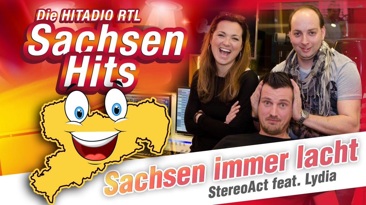 Sachsenhit Spezial Sachsen Immer Lacht Mit Stereoact Und Lydia