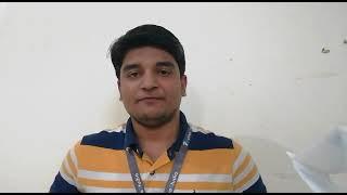 Student Testimonial : Priyabrata Sahoo