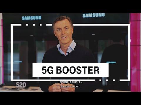 #5G für Deutschland -  Michael Hagspihl zum 5G Booster