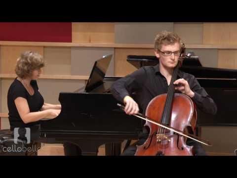 Marcy Rosen Masterclass: Mendelssohn Sonata in D Major