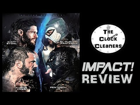 Impact Wrestling 5/17/18 Review & Results! Plus News & Notes!