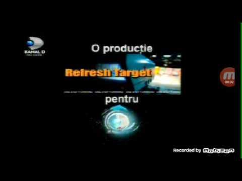 O productie Kanal D Ident