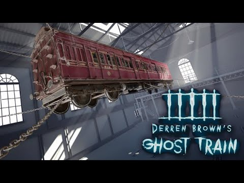 Thorpe park Derren Brown's Ghost Train NEW for 2016 (In Depth)
