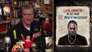 LaVar Arrington on The Dan Patrick Show (Full Interview) 9/28/15