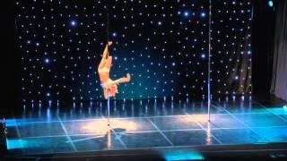 Greek Pole Dance Championship 2016 Semi Pro Winner - Maria Christina
