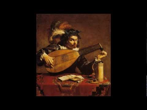 Johann Sebastian Bach - Suite for lute in E (BWV 1006)
