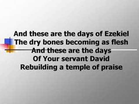Days of Elijah (worship video w/ lyrics)